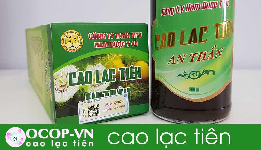 Cao Lạc Tiên