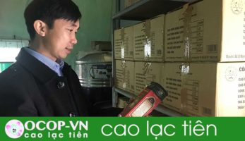 Tìm hiểu về Cao Thiên Đông sản phẩm Ocop tp Uông Bí!
