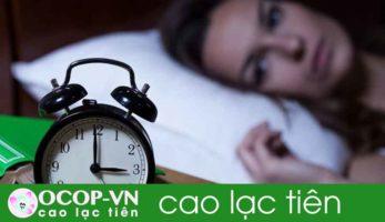 Mất ngủ, nguyên nhân, cách điều trị, đông y, tây y!
